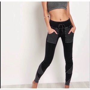 Free People Movement Kyoto Black leggings